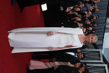 HIT - WHO: Gweneth Paltrow. WHERE: The 84th annual Academy Awards on Deb. 26. WORE: Tom Ford.